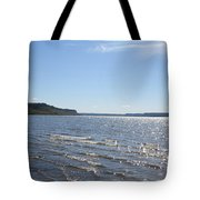 Autumn Shore Tote Bag