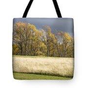 Autumn Skies Canaan Valley Of West Virginia Tote Bag