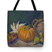 Autumn Still Life Tote Bag