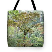 Autumn Surrounds Me Tote Bag