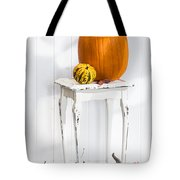 Autumn Table Tote Bag