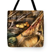 Autumn - This Years Harvest Tote Bag by Mike Savad