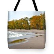 Autumn Tides Tote Bag