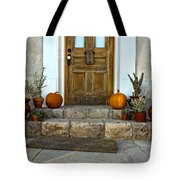 Autumn Time Tote Bag