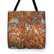 Autumn Tree Tote Bag by Michael Anthony Edwards
