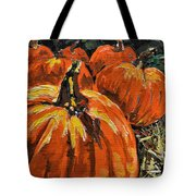Autumn Tote Bag by Vickie Warner