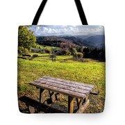 Autumn View Tote Bag