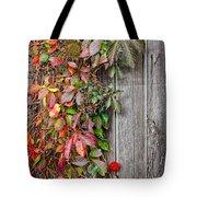 Autumn Vine Tote Bag
