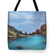 Autumn Watch Tote Bag