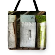 Autumn Winter And Spring Tote Bag