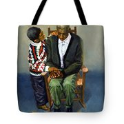Autumn Woes Tote Bag
