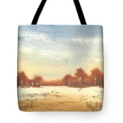 Autumn Woodlands Tote Bag