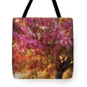 Autumn Xvii Tote Bag