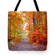 Autumn Xxi Tote Bag