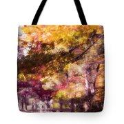 Autumn Xxxxii Tote Bag