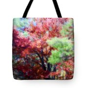 Autumn Xxxxiv Tote Bag