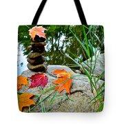 Autumn Zen Tote Bag