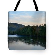 Autumnal Allegheny Tote Bag