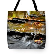 Autumnal Serenity Tote Bag by Frozen in Time Fine Art Photography