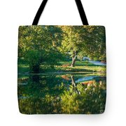 Autumns Beauty Tote Bag