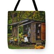 Autumn's Bounty Tote Bag