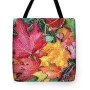 Autumn's Carpet Tote Bag