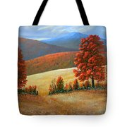 Autumns Glory Tote Bag