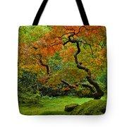 Autumn's Paintbrush Tote Bag