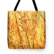Autumns Passion Tote Bag