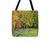Autumns Playground Tote Bag