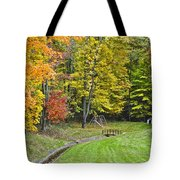 Autumns Playground Tote Bag