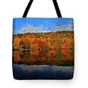 Autumnscape Tote Bag