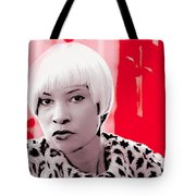Ava Three Tote Bag