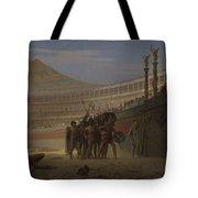 Ave Caesar Morituri Te Salutant , 1859 Tote Bag