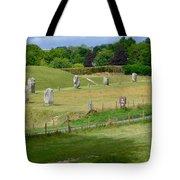 Avebury - Sw Quadrant Tote Bag