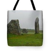 Avebury's Cove Stones Tote Bag