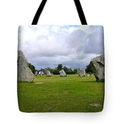 Avebury's Southern Entrance Stones Tote Bag