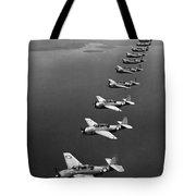 Avenger Bombers, 1943 Tote Bag
