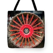 Avery Tractor Tire Tote Bag