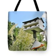 Avian Hotel Tote Bag