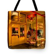 Aviance Antiques Prescott Arizona Tote Bag by David Patterson