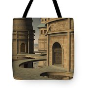 Aviary Tote Bag