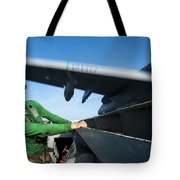 Aviation Boatswains Mate Ducks As An Tote Bag