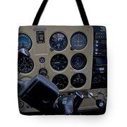 Aviation Near Jekyll Island Tote Bag