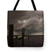 Avon Harbor Storm 7/12 Tote Bag