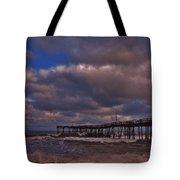 Avon Pier 3 3/04 Tote Bag