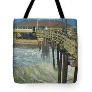 Avon Pier 6 10/10 Tote Bag