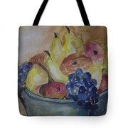 Avonelle's Fruit Bowl Tote Bag