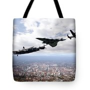 Avro Birds Tote Bag