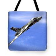 Avro Vulcan B2 Xh558 G-vlcn Tote Bag